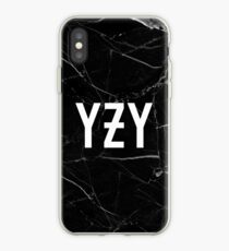 YZY Marble Background iPhone Case