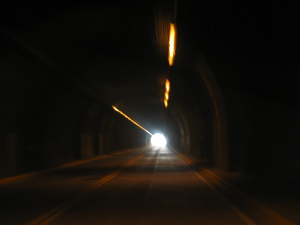 Tunnel. by michellemarie