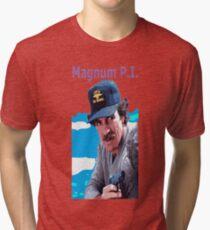 Magnum P.I. Tri-blend T-Shirt
