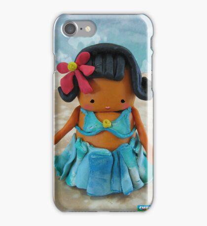 CHUNKIE Hula Girl iPhone Case/Skin