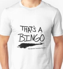 That's A Bingo: The Shirt Unisex T-Shirt