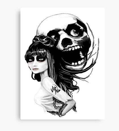 (¯`v´¯)`.¸.´Soul Mates.¸.` Canvas Print