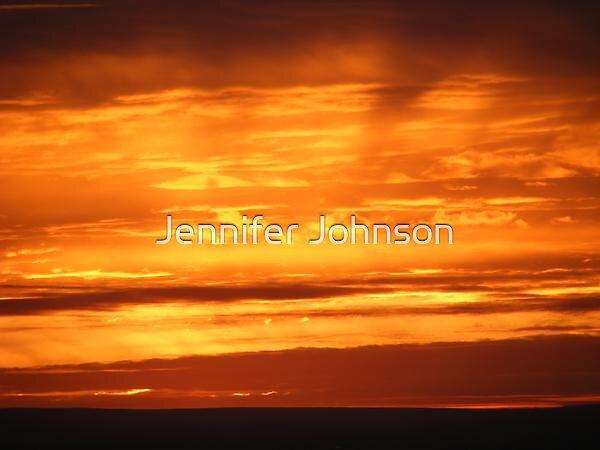 Fire in the Sky by Jennifer Johnson