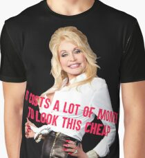 DOLLY PARTON - CHEAP Graphic T-Shirt