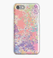 Colorful line iPhone Case/Skin