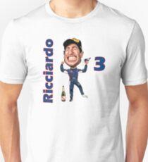 New 2017 Daniel Ricciardo Unisex T-Shirt