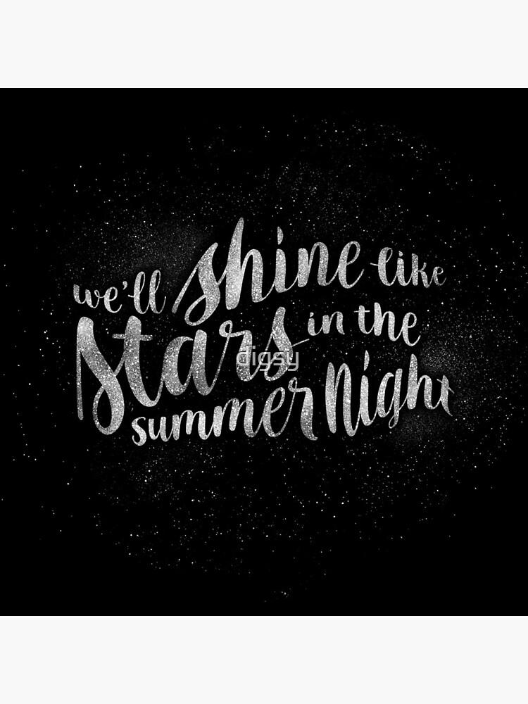 Shine Like Stars by digsy