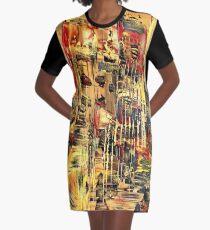 Favela by rafi talby Graphic T-Shirt Dress