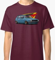 VW Golf 5 door mk1 Classic T-Shirt