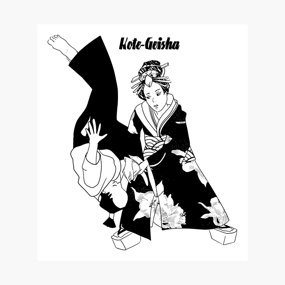 Impression photo «Kote Geisha»