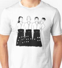 L'effet domino (Aikidrôle) T-Shirt