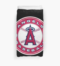 LOS ANGELES ANGELS OF ANAHEIM 2 Duvet Cover
