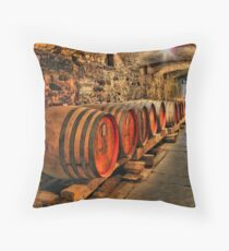 Sevenhill Cellar Throw Pillow
