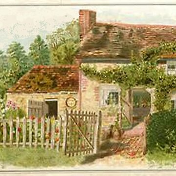 English Cottage by misskris766