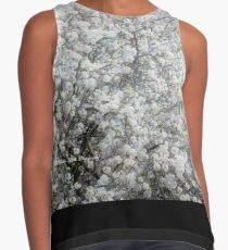 Snow of Flowers Contrast Tank
