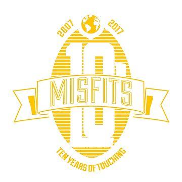 Misfits 10th Anniversary by themisfits