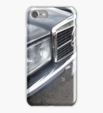 300D LONG WHEELBASE MERCEDES 1984 LIMOUSINE iPhone Case/Skin