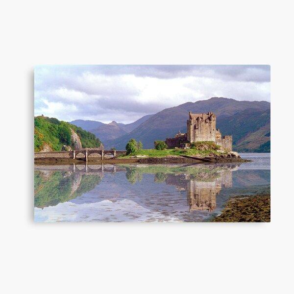Eilean Donan Castle 37 Canvas Print