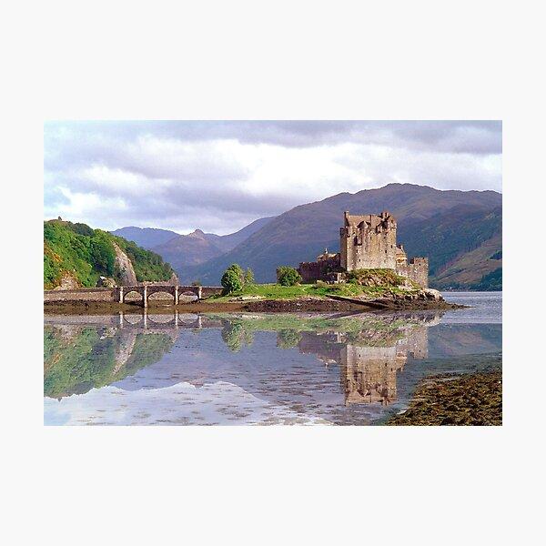 Eilean Donan Castle 37 Photographic Print