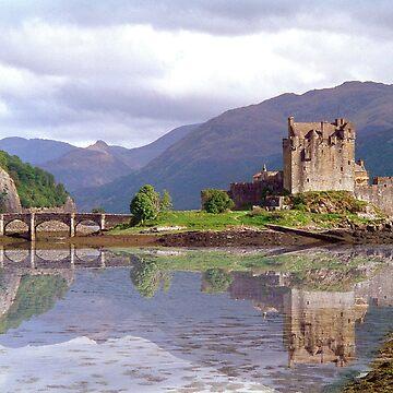 Eilean Donan Castle 37 by goldyart