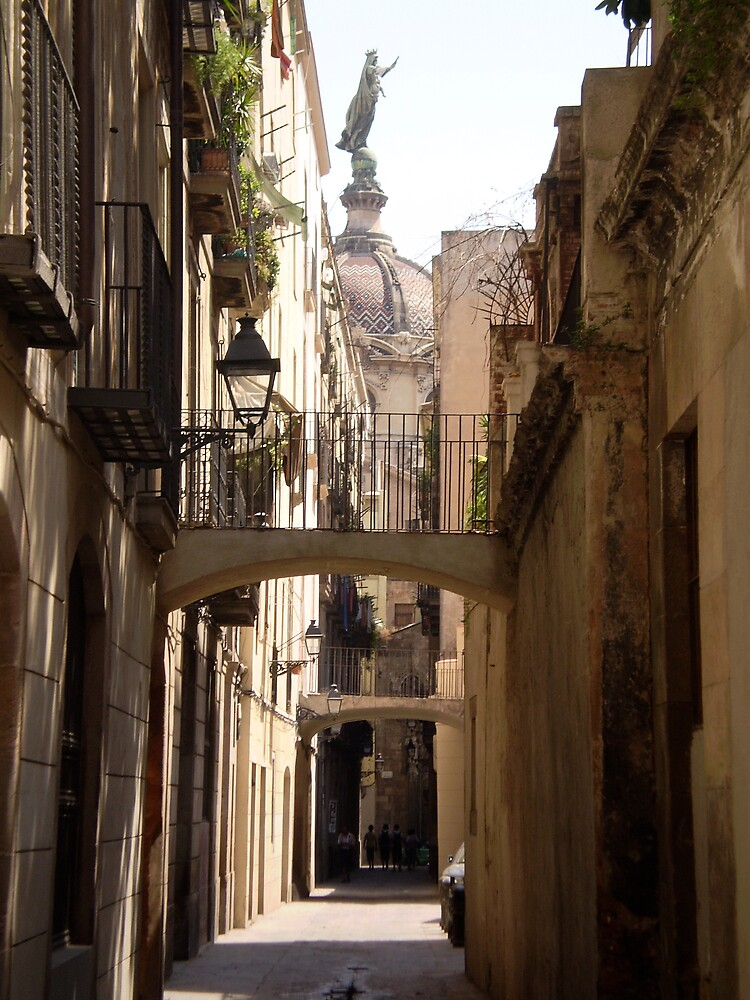 Gothic quarters by aock2908