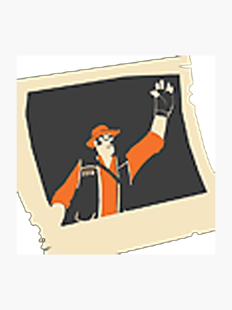 TF2 Sniper Freeze Cam Taunt | Photographic Print