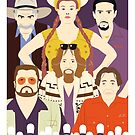 Around The Dude (Faces & Movies) by Alain Bossuyt