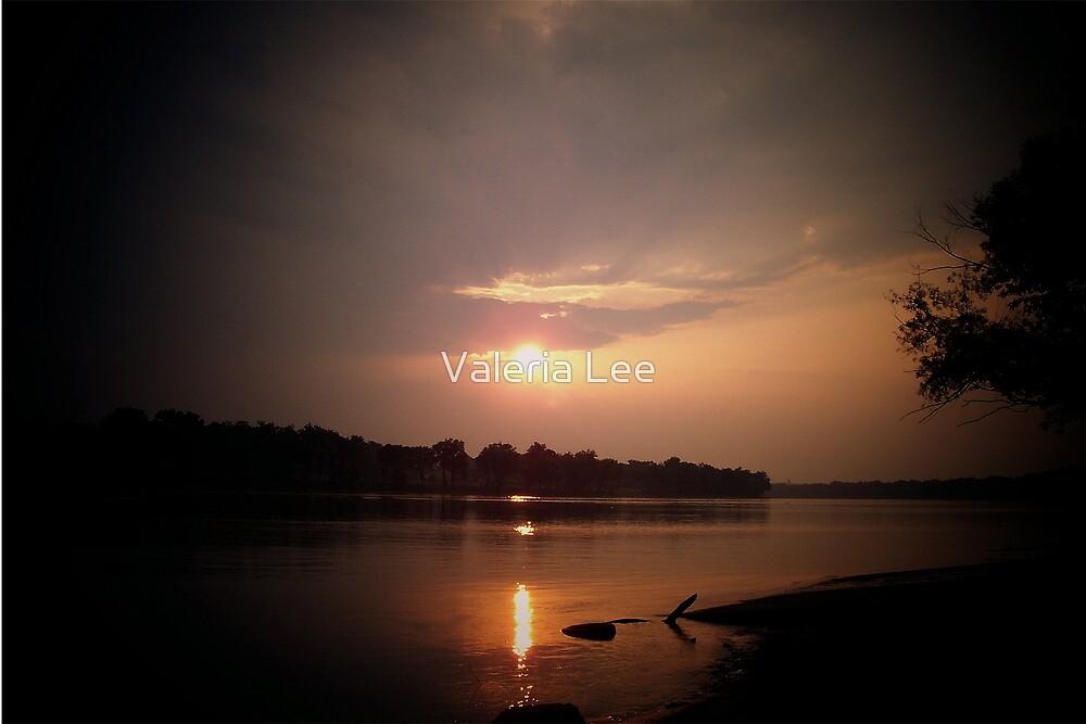 Sunset by Valeria Lee