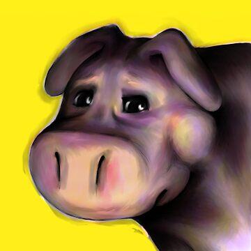 my piggy by bethraebel