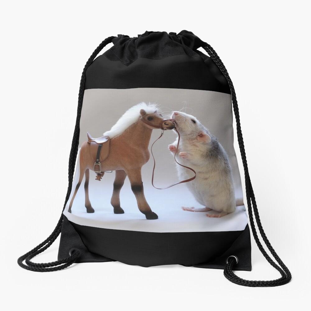 Ich liebe Pferde! Turnbeutel