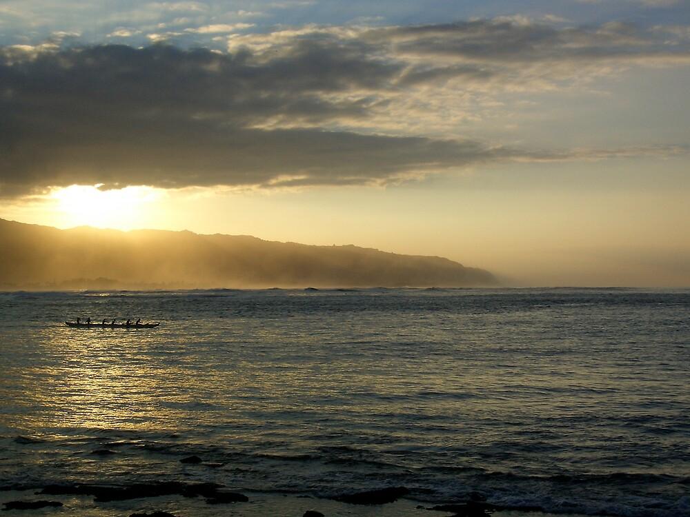 Sunset Trip by costinj