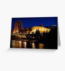 Adelaide Convention Centre Greeting Card