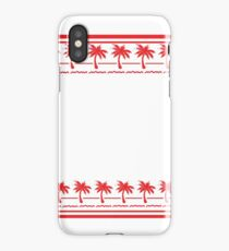 West Coast California Burger Drive In n Out iPhone Case