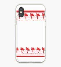 Westküste Kalifornien Burger Drive In n Out iPhone-Hülle & Cover