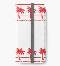 West Coast California Burger Drive In n Out iPhone Wallet/Case/Skin
