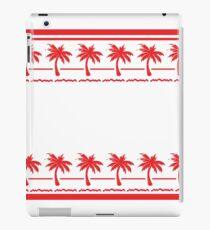 West Coast California Burger Drive In n Out iPad Case/Skin