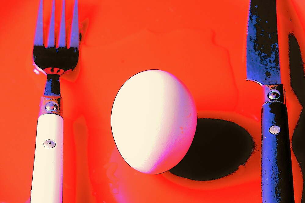 ONE EGG by mark anthony