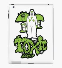 On Toxic Acres iPad Case/Skin