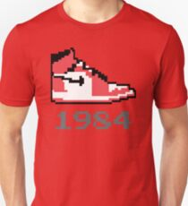 first sneakers of your majesty Unisex T-Shirt