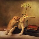 Poppy in still life by Ellen van Deelen