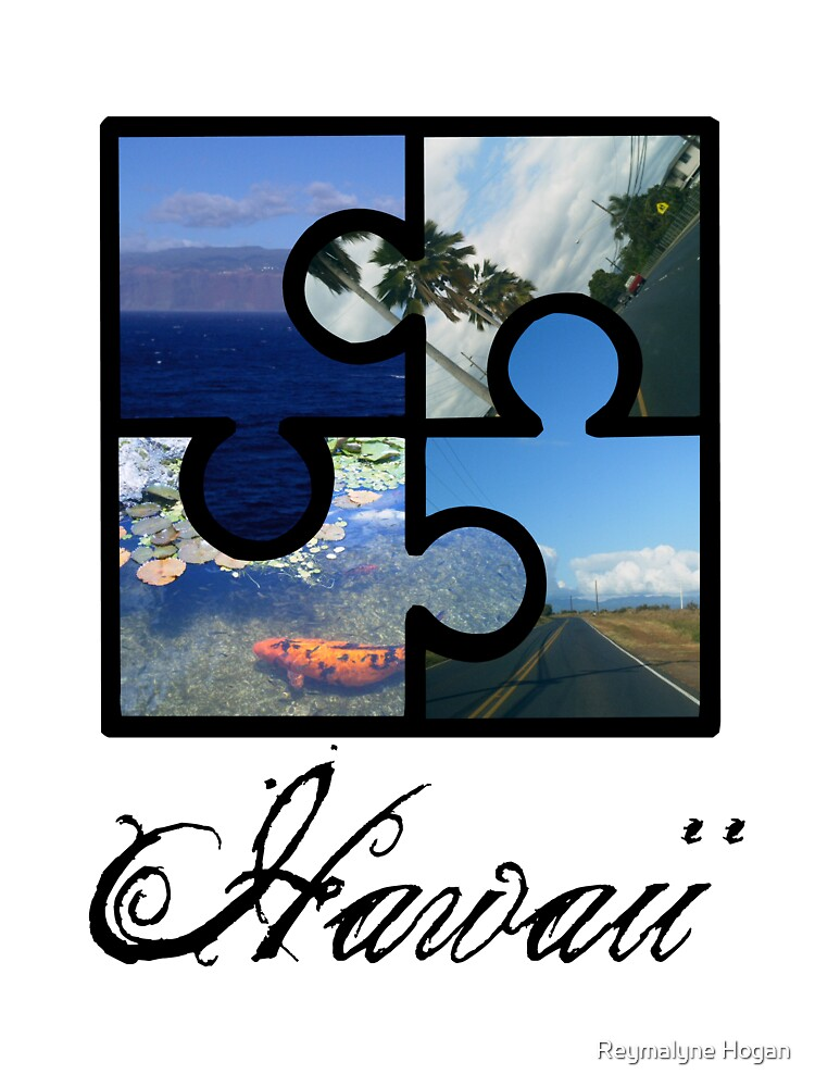 hawaii by Reymalyne Hogan