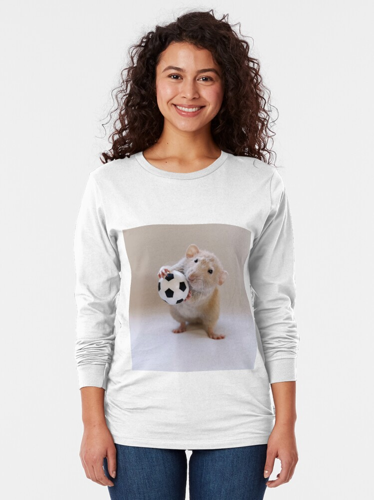Alternate view of I love to play! Long Sleeve T-Shirt