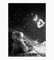 Starry starry night. Photographic Print