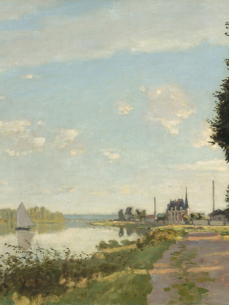 Argenteuil by Claude Monet by podartist