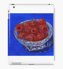 The Crystal Clear Choice For Snacking iPad Case/Skin