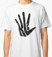 kawhi leonard distressed shirt unofficial Classic T-Shirt