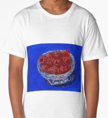 The Crystal Clear Choice For Snacking Long T-Shirt