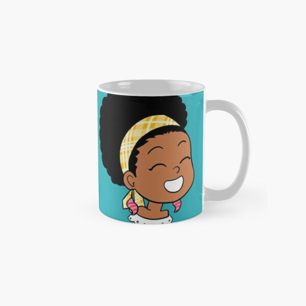 Little Girl from Martinique Mug classique
