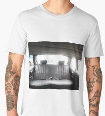 LIMOUSINE COSTA RICA W123 LONG WHEELBASE 300D MERCEDES SEDAN Men's Premium T-Shirt
