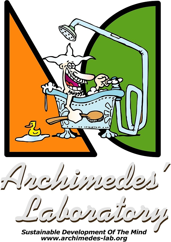 Archimedes Laboratory Souvenirs & Gadgets by ArchimedesLab